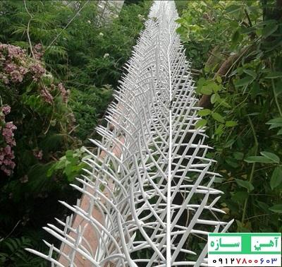 حفاظ خار دار پرتراکم